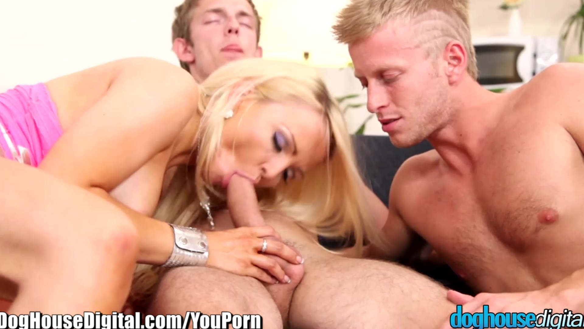DogHouse BiSexual Couple Gets