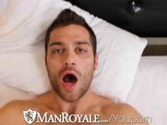 Picture HD - ManRoyale Guy wakes up with bf's mouth...