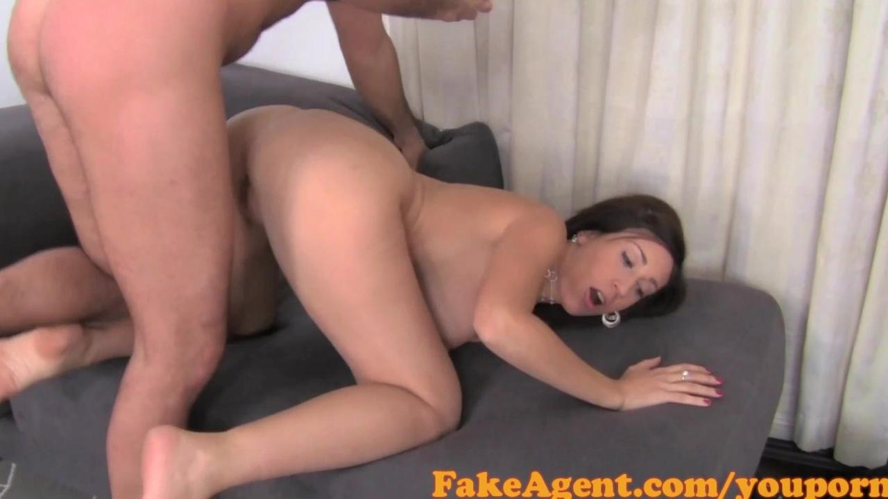 FakeAgent Horny mistress loves