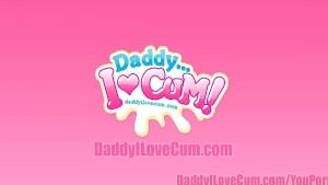 Facial For Daddy With Alyssa Reece