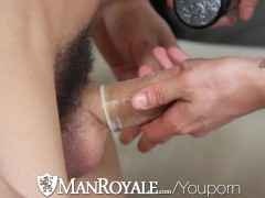 Picture HD - ManRoyale Super hot twink get fucked by the...