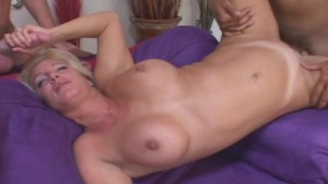 Naughty TJ Shared By Hubby With Long Cock