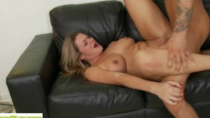 Mature Babe Bethany Taylor Rides Cock
