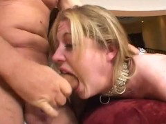Haley Scoot gagged then fucked