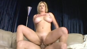 Blonde Cougar Fucks A Young Stud - Acid Rain