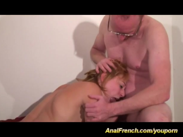 french amateur anal blond