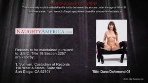 American hottie Dana Dearmond fucking