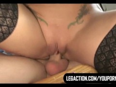Picture Heidi Mayne Rides Her Boss Cock on Her Desk