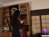 COSPLAY BABES Hermione Granger gets Creampie