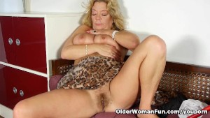 House cleaning ignites mom s desire for orgasm