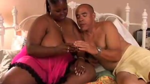 Mature Subrina is a big beautiful busty black BBW who loves to fuck