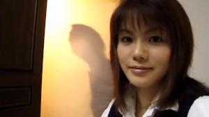 Harsh fuck at school for Akane Kuramochi