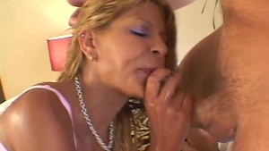 Streetwalker tries her ass at porn - Naughty Risque