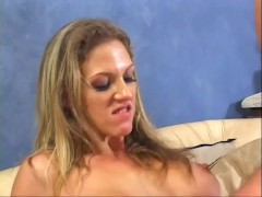Picture Cougar takes on 2 Cock - Naughty Risque