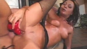 Sandra Romain is one hot milf - Naughty Risque
