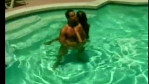 Babe Is Railed By Guy By The Pool - Acid Rain