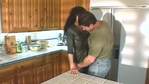 Cock-Riding in The Kitchen - Naughty Risque