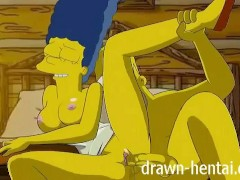 Picture Simpsons Hentai - Cabin of love