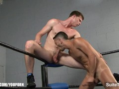 Picture Gay athletes lick and fuck their asses