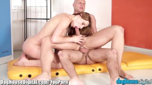 DogHouse Bisexual MMF Massage