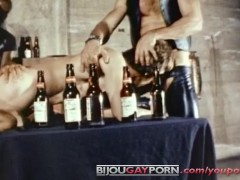 Val Martin Leads Group Action - Classic Gay BDSM Porn (1970)