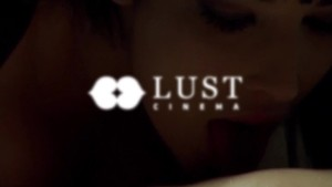LUST CINEMA Maiden Lesbian in Intense Threesome