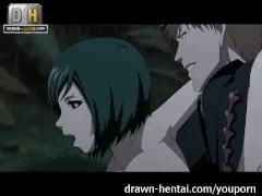 Bleach Hentai - Ichigo vs Nozomi