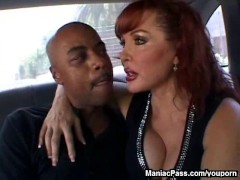 Picture Black cock for redhead MILF