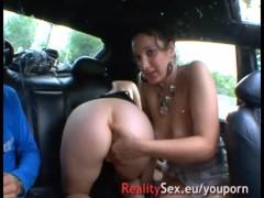 - Girls in car exhibitio...
