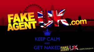 FakeAgentUK Sex toys bondage and anal in hardcore amateur casting