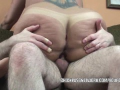 Picture Mature blonde Lexxi Meyers gets her chubby t...