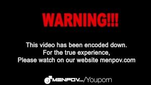 HD MenPOV - Hot guys suck cock and fuck in POV