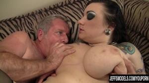 Big boobed Scarlet LaVey gets fucked