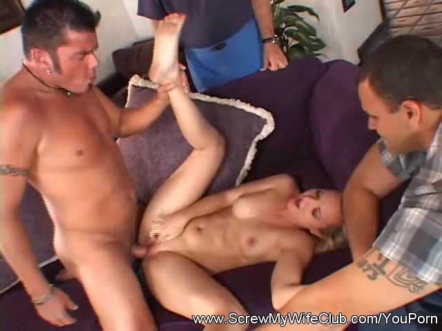 Wife Joins Husband Fucking
