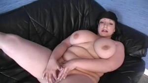 BBW masturbating - Java Productions
