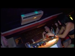 Hot orgy in the club - Java Productions
