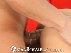 Picture HD ManRoyale - Morning sex for two sexy hunks