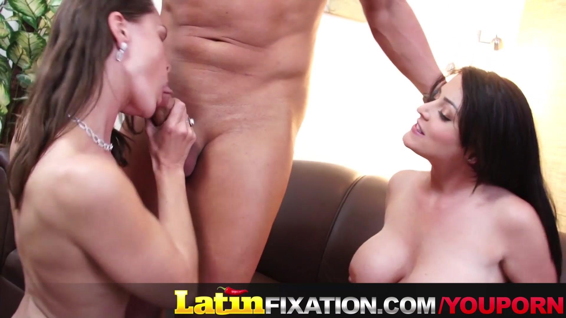 LatinFixation Hot Threesome wi