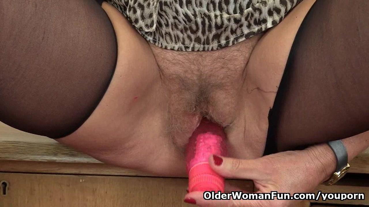 British office lady needs orga