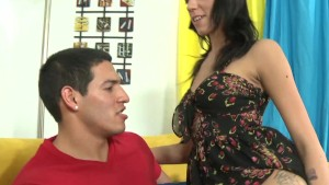 Sister gets Really Horny for Step-Brother