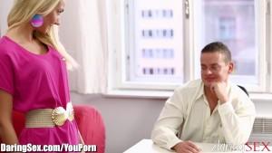 DaringSex Couple Making Sweet Love