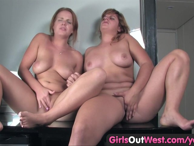 girls out west anal