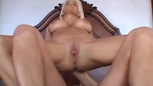 Amazing Blonde Swinger Tits