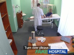 FakeHospital Innocent blonde gets the...