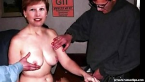 Groped wife tits Francoise Moreau Femme nue