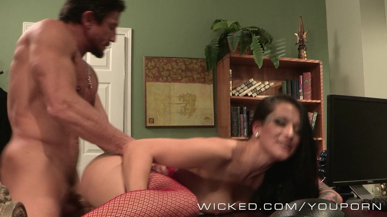 Wicked - Katrina Jade gets fuc
