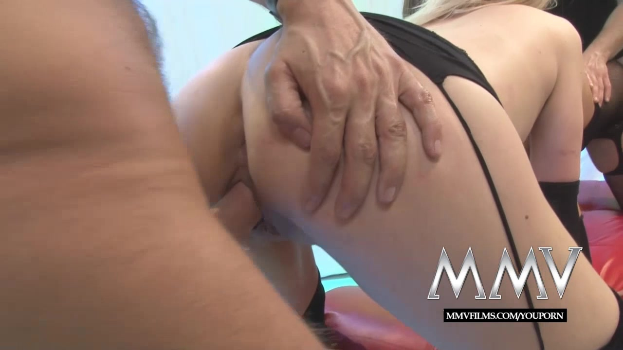 MMV FILMS Hot Milf German Orgy