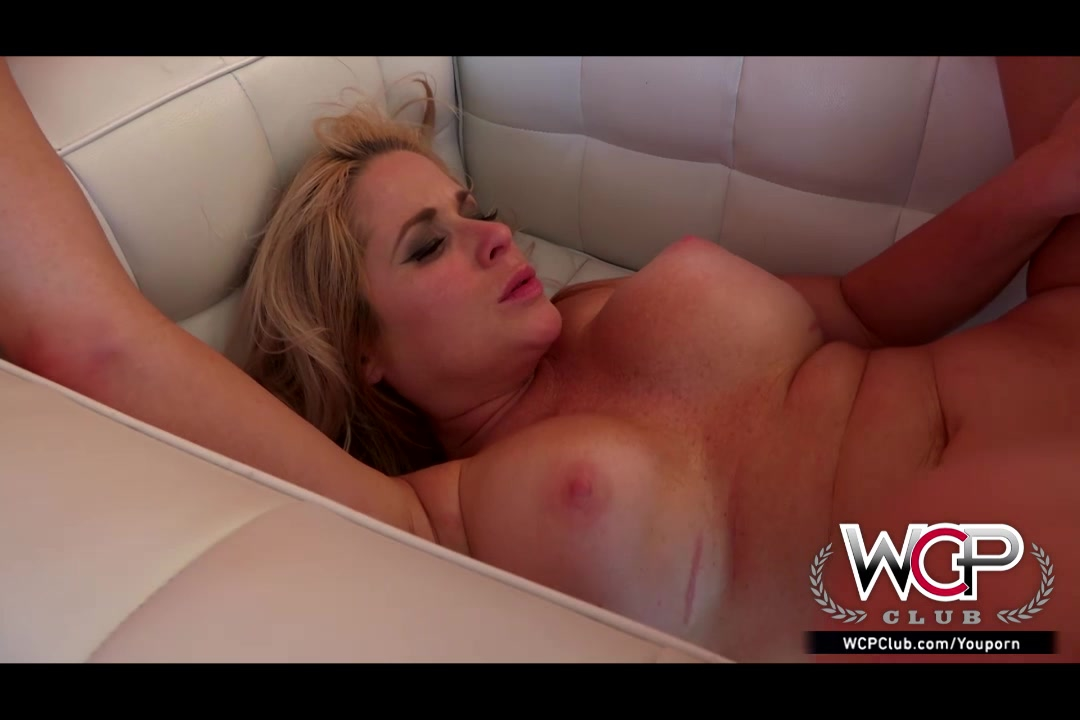 WCP CLUB Horny BBW Milf goes I