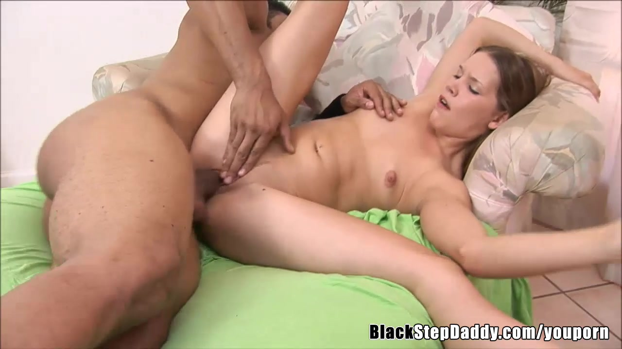 Small Tits White Girl Filled With Black Monstercock