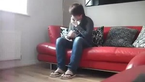 Sneezing Ian's Sneezing and Flip Flops Fetish Video (7)